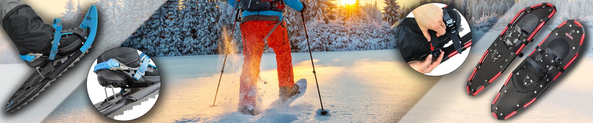 Schneeschuhe von Alpidex