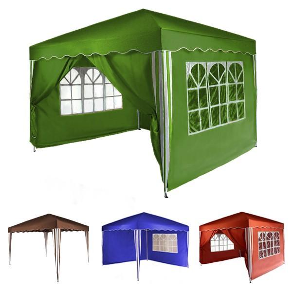 pavillon 3 x 4 m angebote auf waterige. Black Bedroom Furniture Sets. Home Design Ideas