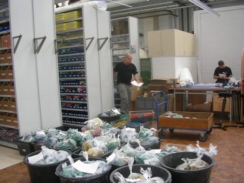 Dein-Klettershop.de warehouse shipping