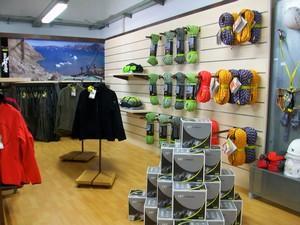 Dein-Klettershop.de retail shop climbing ropes
