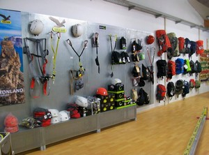 Dein-Klettershop.de reatail shop climbing gear