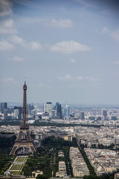 Ein Ausflug von Fontainebleau nach Paris
