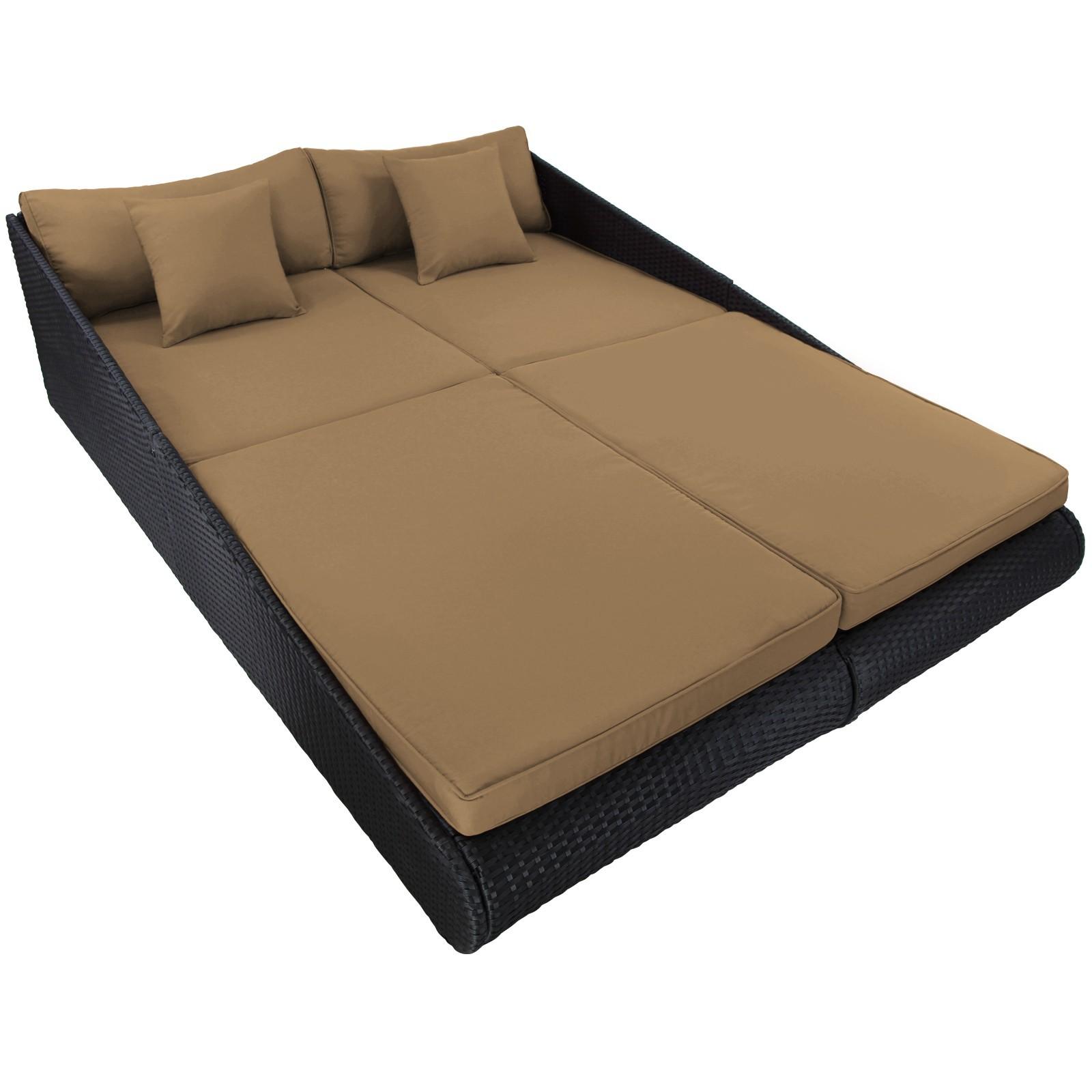 relaxliege rattan interior design und m bel ideen. Black Bedroom Furniture Sets. Home Design Ideas