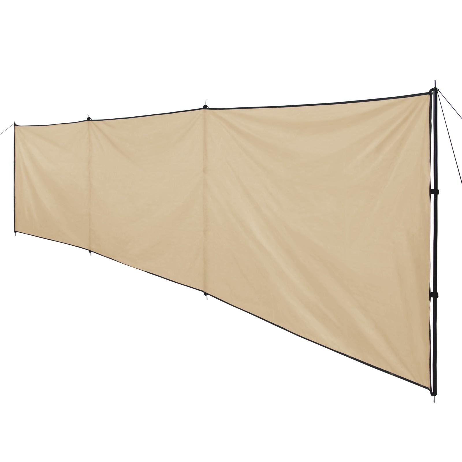 Windschutz Sichtschutz WINDERMERE 500 x 140 cm Camping