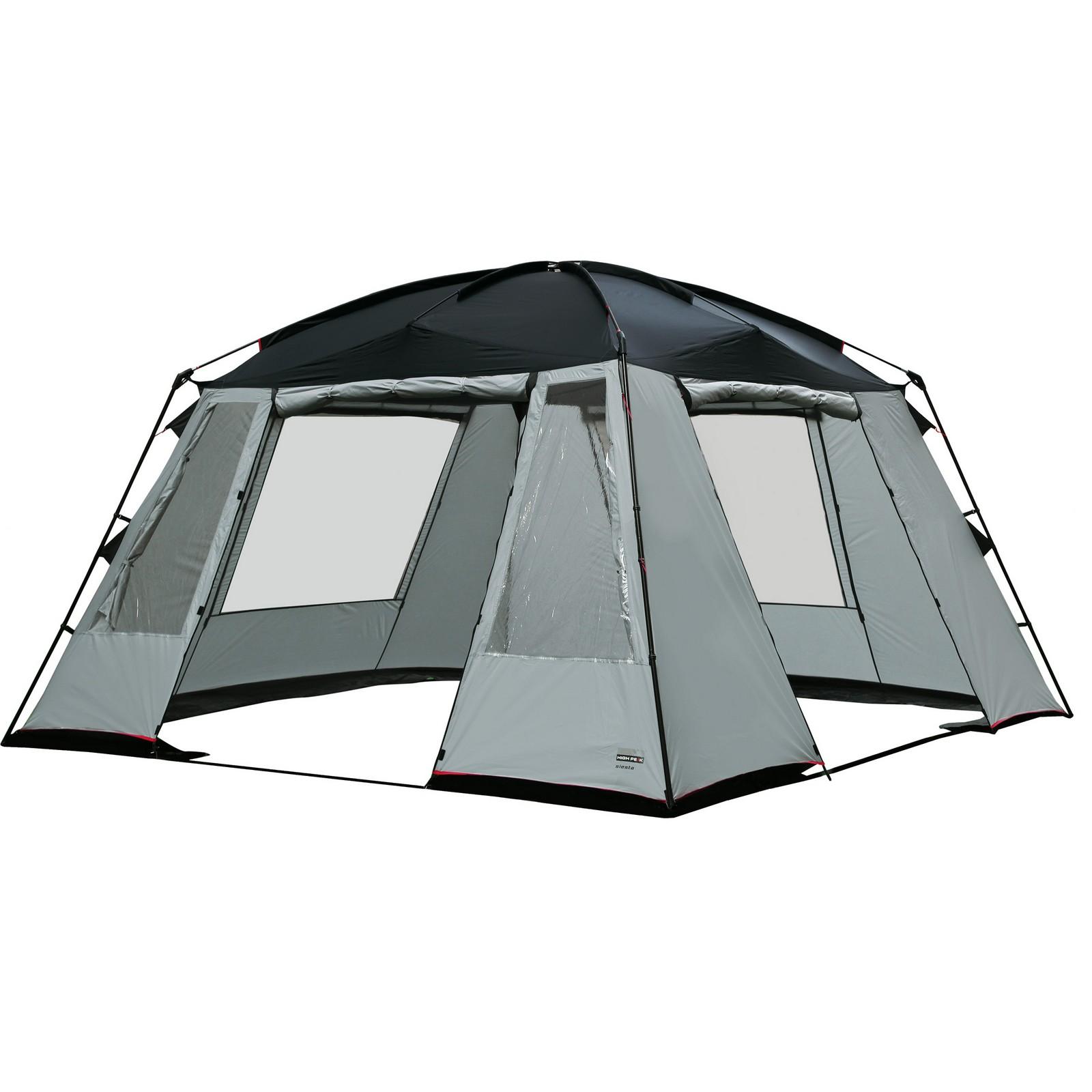 Pavillon Oder Zelt : Zelt pavillon siesta high peak gartenzelt partyzelt