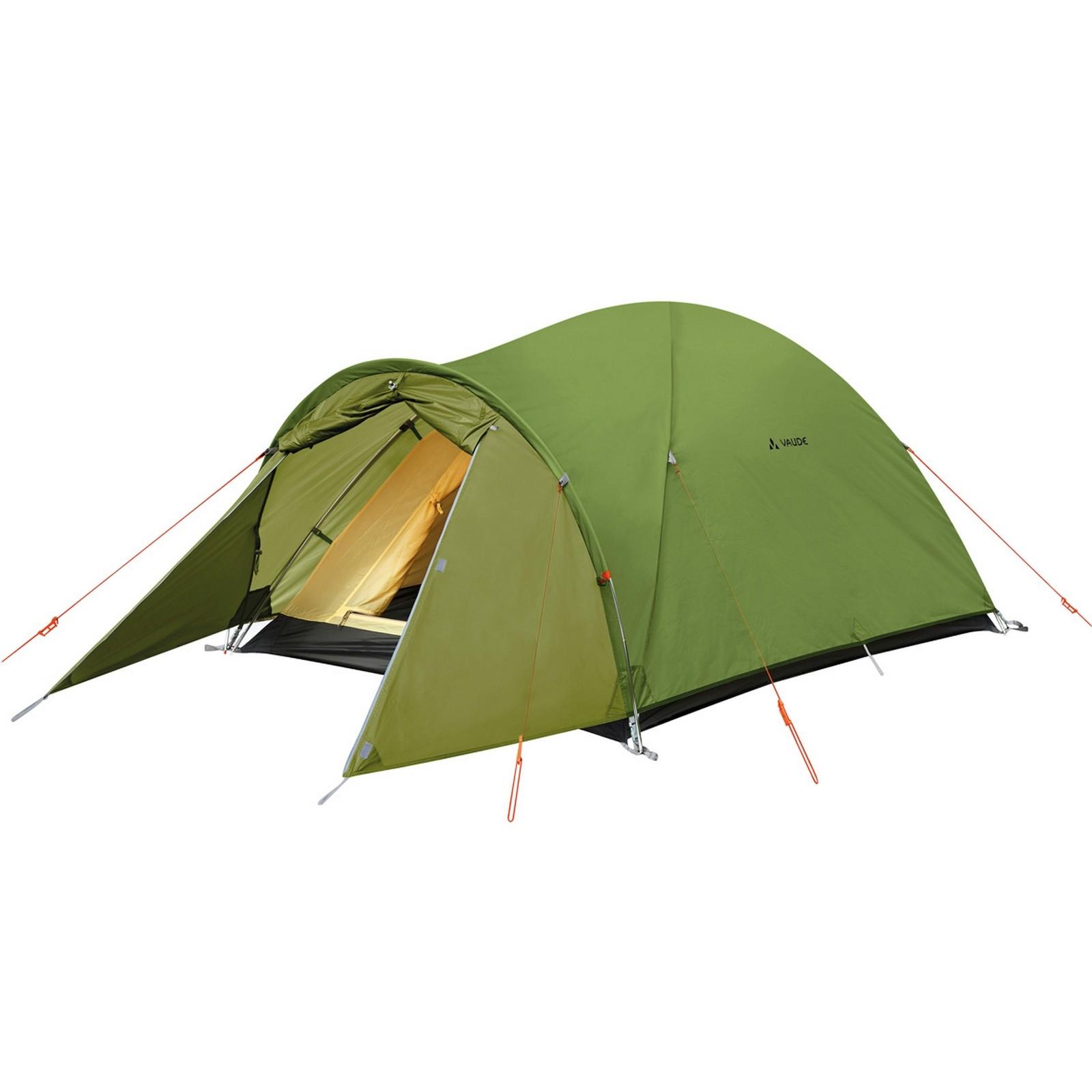 Zelt Für Zwei Personen Leicht : Zelt campo compact xt p von vaude camping trekking zelten