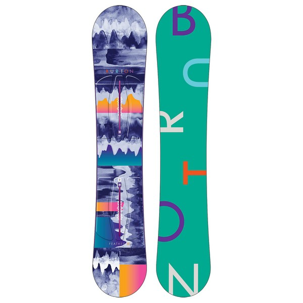Snowboard Feather von Burton