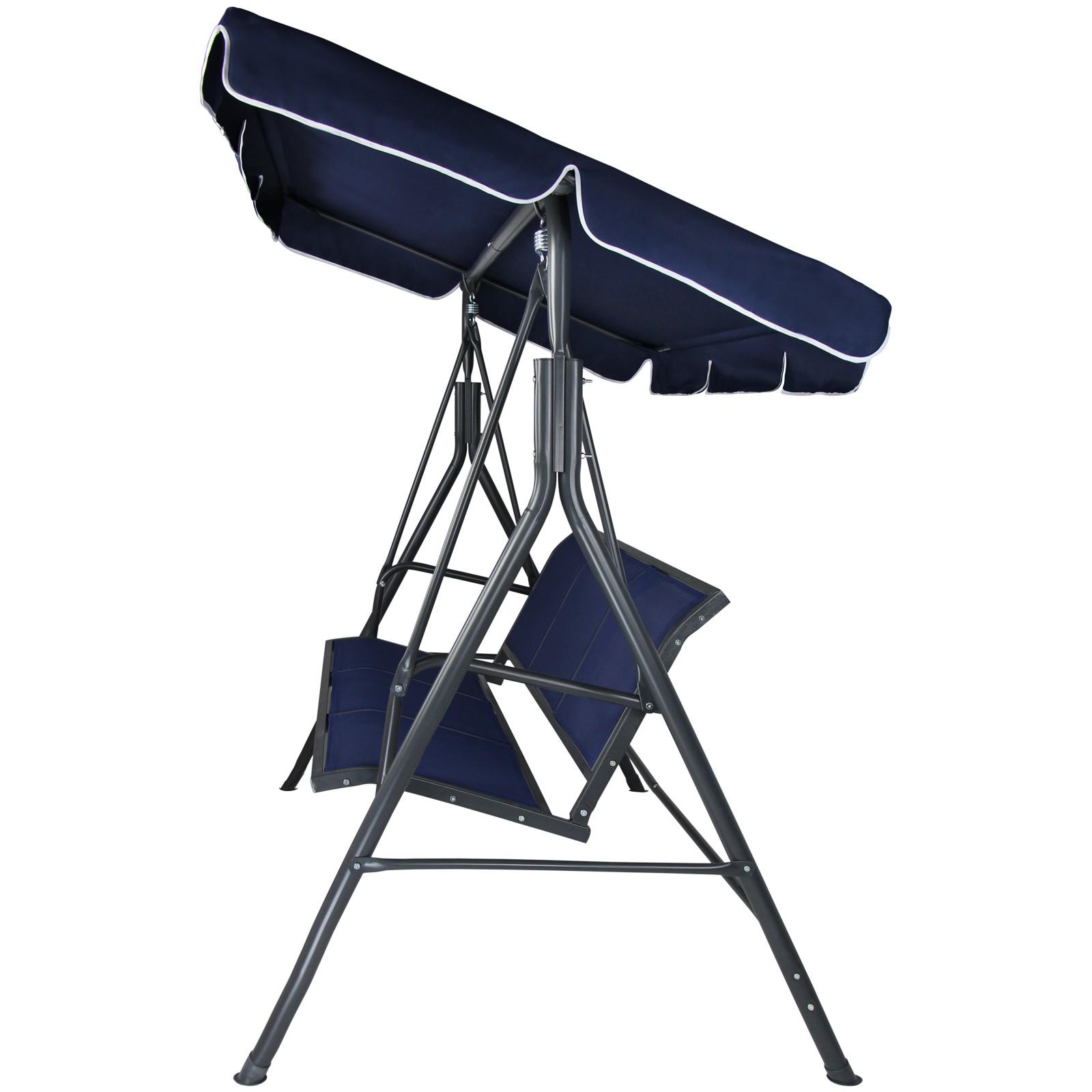 3 sitzer hollywoodschaukel bibione gartenschaukel gartenliege schaukel bb sport ebay. Black Bedroom Furniture Sets. Home Design Ideas