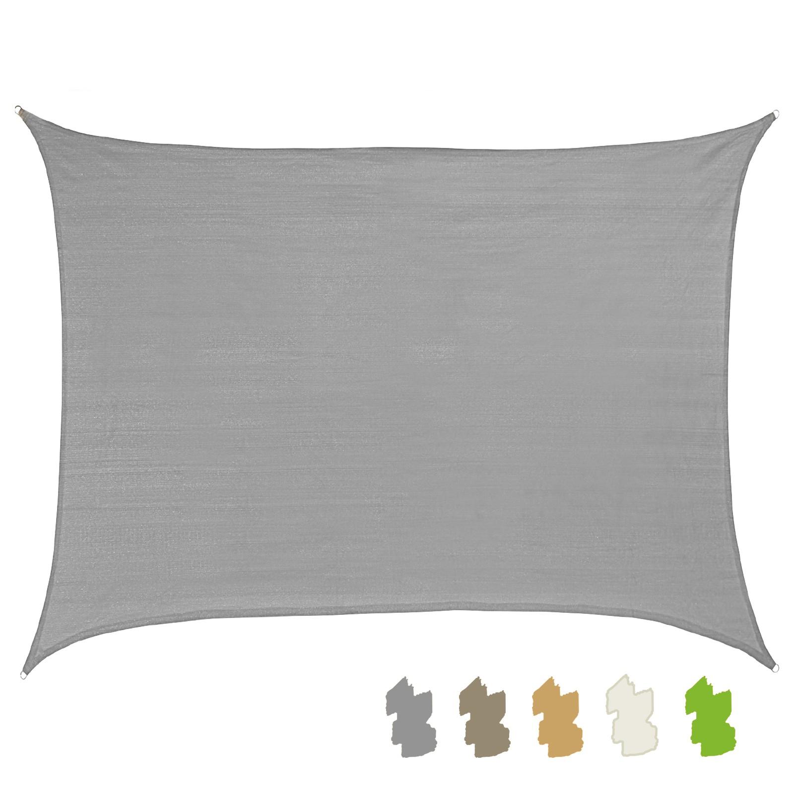 el toldo sun francis rectangular 3 x 4 m 100 hdpe colores diferentes por ventus. Black Bedroom Furniture Sets. Home Design Ideas