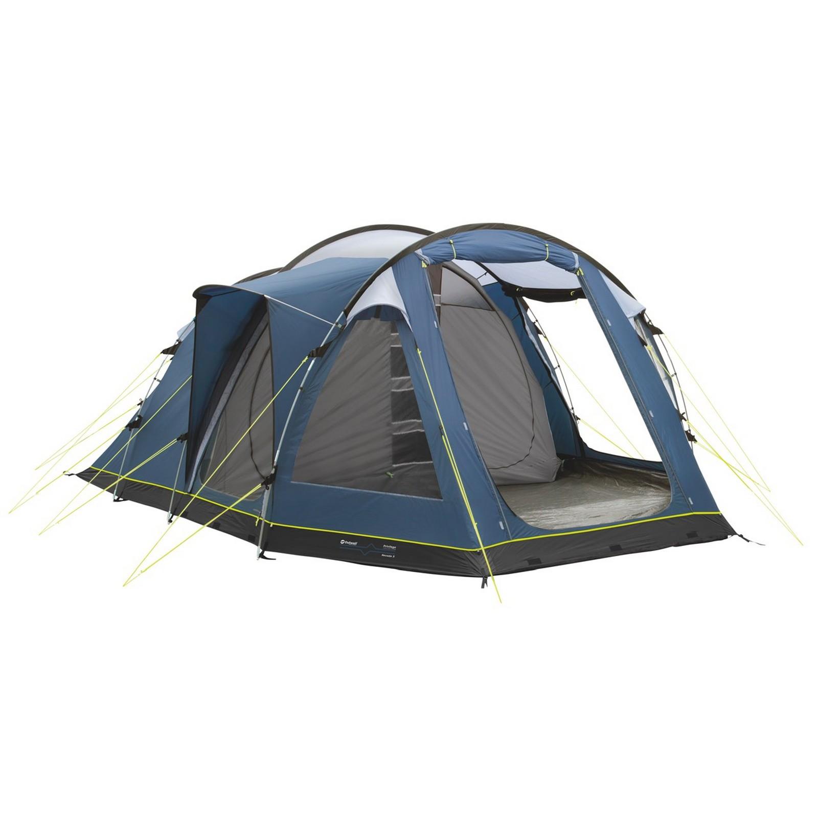 Zelt Discovery 5 : Zelt familienzelt campingzelt großraumzelt nevada für