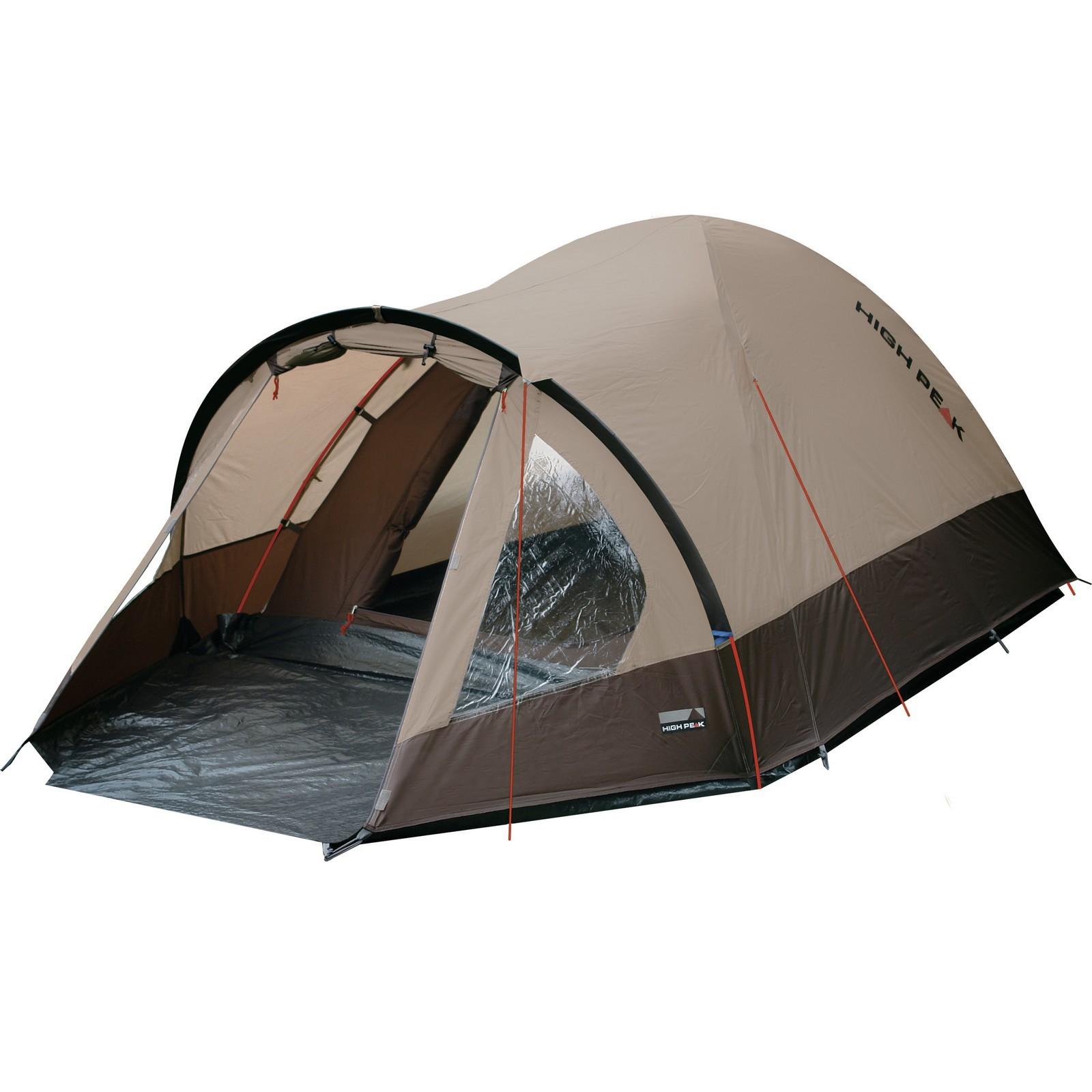 zelt talos 3 campingzelt tunnelzelt f r 3 personen von high peak ebay. Black Bedroom Furniture Sets. Home Design Ideas