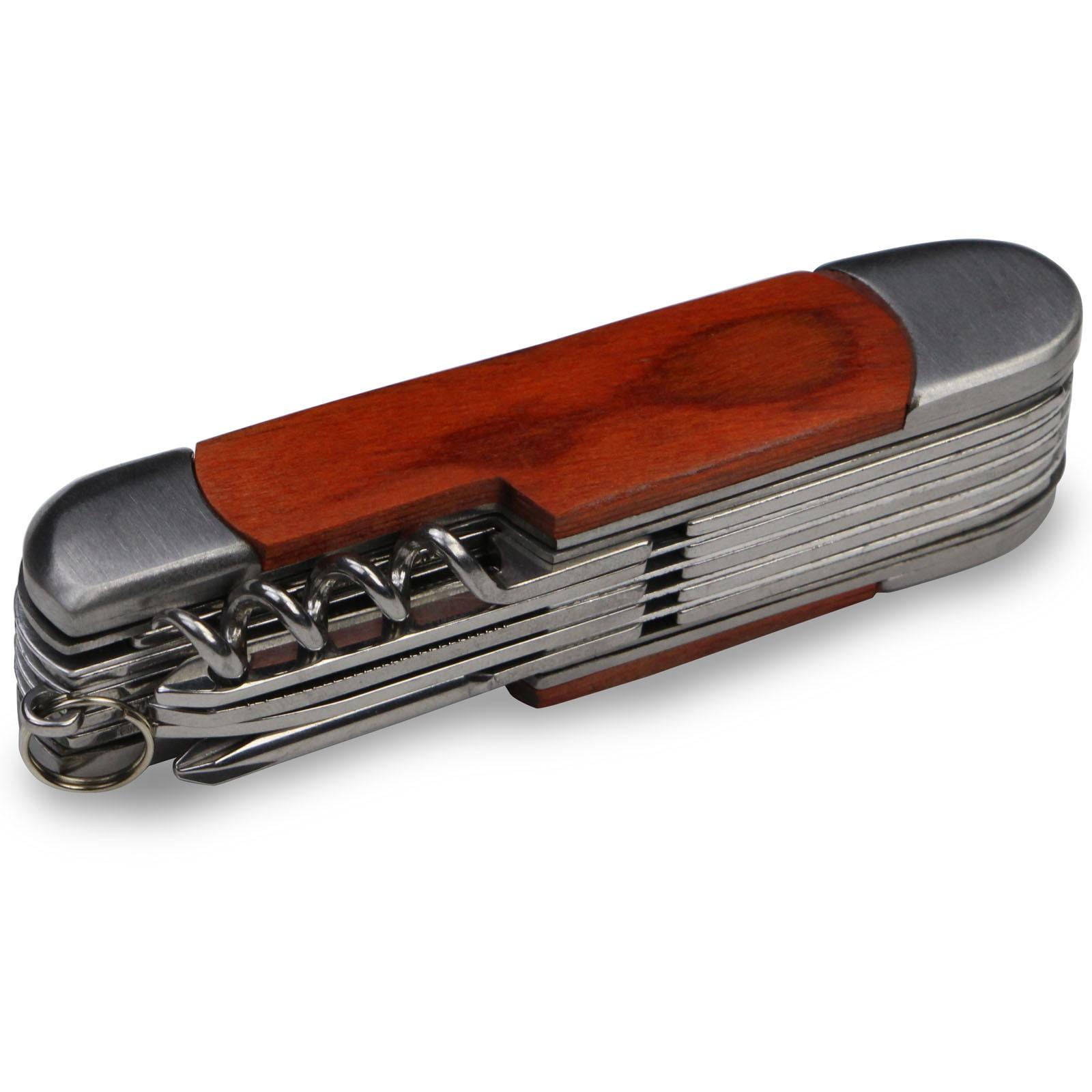 multifunktions messer taschenmesser mit 12 funktionen von bb sport outdoor ausr stung. Black Bedroom Furniture Sets. Home Design Ideas