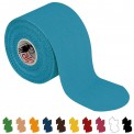 1 Roll Kinesiology Tape 5 m x 5 cm in different Colours