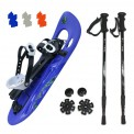 Snowshoe SNOW SPIRIT - optional with or without Telescope Poles Hiker 5000 by BB Sport