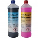 2 x 1 litre toilet chemicals for portable toilets by BB Sport
