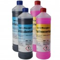 4 x 1 litre toilet chemicals for portable toilets by BB Sport