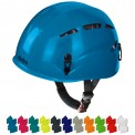 Universal Climbing Helmet ARGALI Via Ferrata Helmet in many modern colours by Alpidex