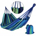 Drapery hammock TAINO 200 x 140 cm in many diferent colors by BB Sport