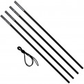Universal fiberglass tent poles Repair set in different diameters by BB Sport 001