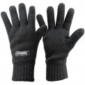 Thermal Knitted Gloves BLACK SHEEP with Thinsulate by Alpidex