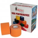 10 Rolls Kinesiology Tape 5 m x 5 cm  in 11 Different Colours