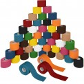 48 Rolls Kinesiology Tape 5 m x 5 cm  in 11 Different Colours