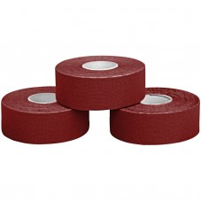 3 Rolls Kinesiology Tape 5 m x 2,5 cm in 5 different colours by BB Sport