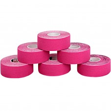 6 Rolls Kinesiology Tape 5 m x 2,5 cm in 5 different colours by BB Sport