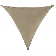 Sun Shade Sail SUN FRANCIS triangular 3 x 3 x 3 m 100 % PES in many colours by Ventus