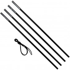 Universal fiberglass tent poles Repair set in different diameters by BB Sport