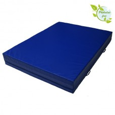 Soft floor mat 200 x 150 x 25 cm incl. hand grips and anti-slip base