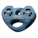 Edelrid double pulley Rail 001