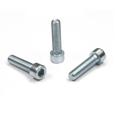 100 Cylinder Head Screws DIN 912 M10 x 30 mm Zinc-Plated