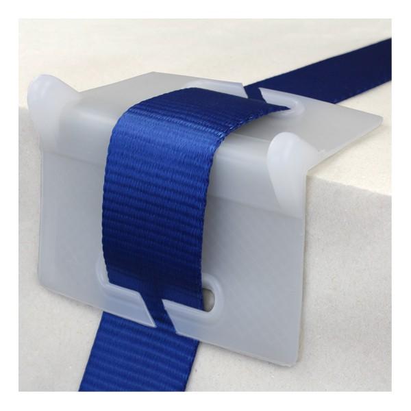 Spanngurt Kantenschutz 130 x 90 mm aus Kunststoff von BB Sport
