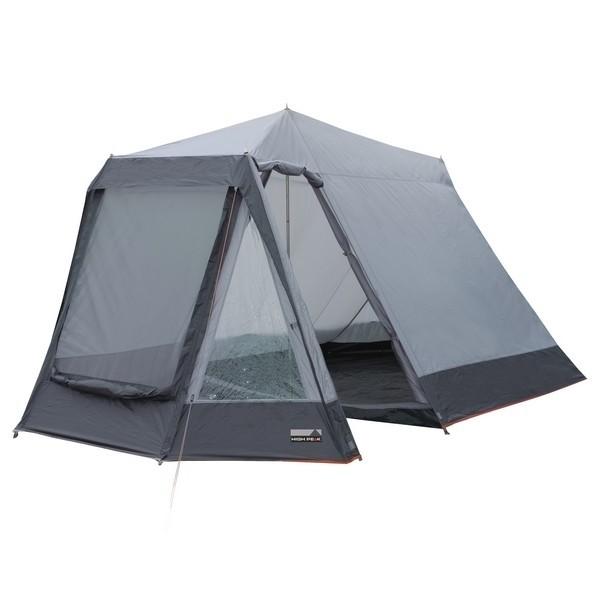 Zelt 4 Personen Stehhöhe : Zelt colorado von high peak camping personen